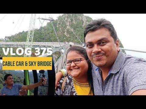 #375 Langkawi Sky Bridge & Cable Car - Exploring Langkawi Islands by Tech Travel Eat & Eizy Travel