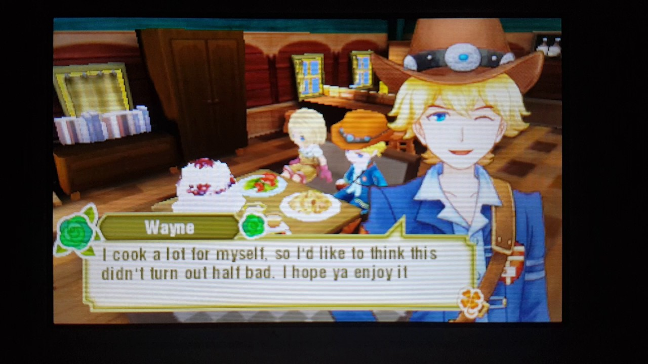 Dating Story Of Seasons Trio Of Towns