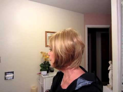 Wig Review Cameron by Rene of Paris in Butter Pecan ~ Synthetic Hair