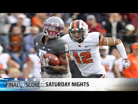 Washington State improves to 3-0 for first time since 2005 after win over Oregon State