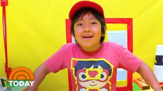 Ryan ToysReview Accused Of Deceiving Kids With Paid Content | TODAY