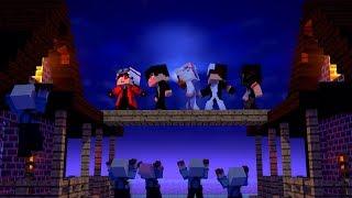 LP. #7 ДНЕЙ ЧТО БЫ УМЕРЕТЬ В МАЙНКРАФТЕ! МЫ ПОТЕРЯЛИ ОДНОГО ИЗ НАС! Minecraft 7 day to Mine
