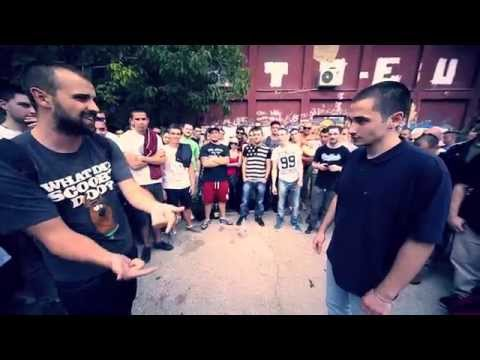 Rap Skillz - Rap Battle - Scena VS Stoposto