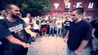 Rap Skillz - Rap Battle - Scena VS Stoposto