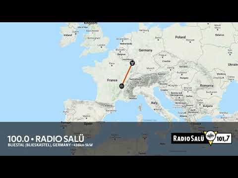 [FM-DX] Radio Salü (Germany) via 435km Tropo near Lyon, France • 30/12/2019