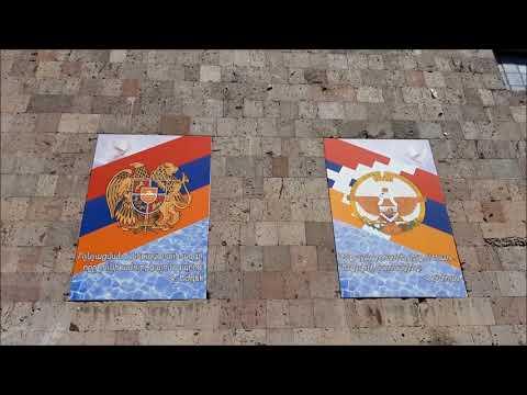Yerevan. School №77 / Школа №77, им  Рубена Мирояна (31.05.2021)