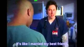 J.D. & Turk - Guy Love (karaoke)