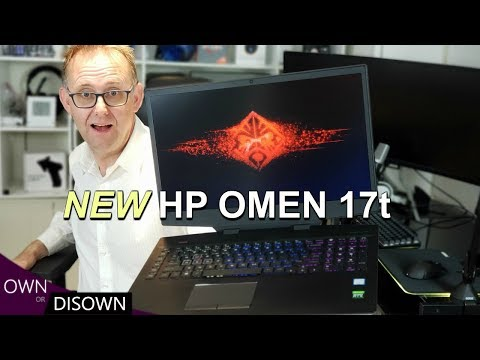 "2019 HP Omen 17t - Best Value 17"" Gaming Laptop ?"