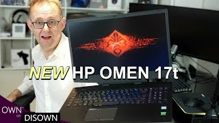 2019 HP Omen 17t - Best Value 17 quot Gaming Laptop