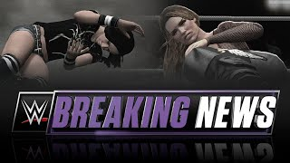breaking news lita and aj lee suffer injuries heading into φιλα during the main event of octane