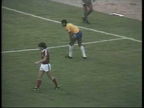 21/12/1980 Brazil v Switzerland