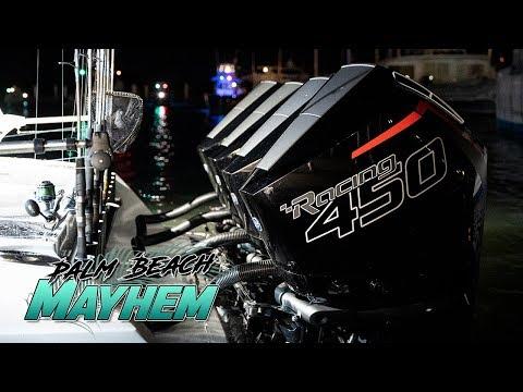 Kingfish Mayhem Pro Series Leg 2: Palm Beach Mayhem Bimini Start