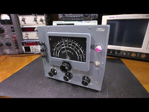 Signal Booster Amplifier- The TRIO RF Preselector Restoration!
