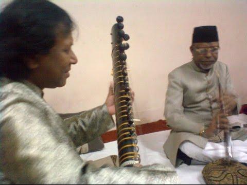 Ustad Ali Ahmed Hussain (Shehnai) and Ustad Shahid Parvez (Sitar) - Bhatiyali