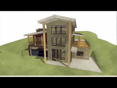 Chief Architect X9 Building Demonstration