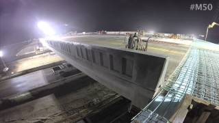 M-50 Bridge Slide