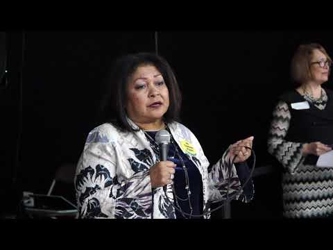 VALLEJO WOMEN'S POST-MARCH  KEYNOTE SPEAKERS 01/19/2019