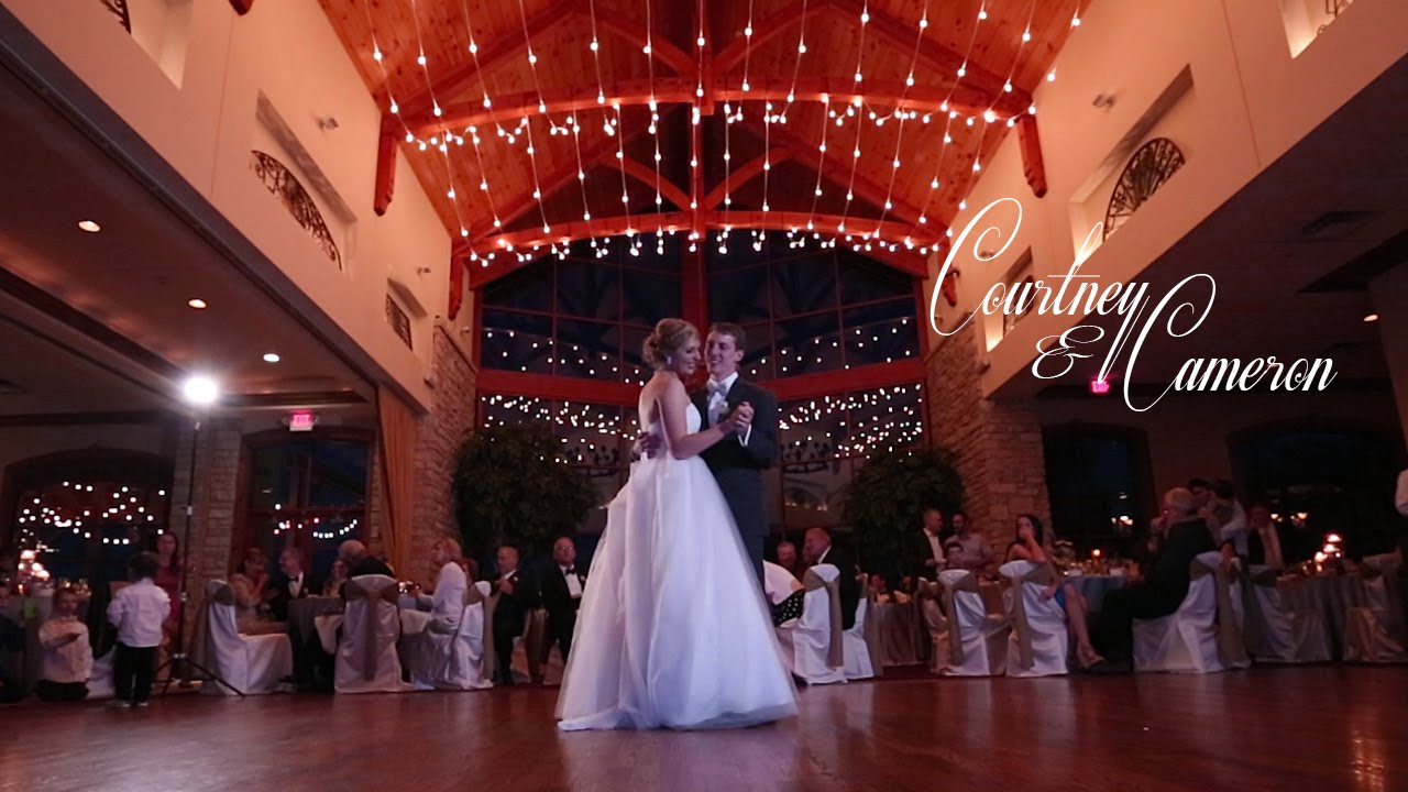 Nightowls Media Courtney Cameron Wedding Highlight Trailer