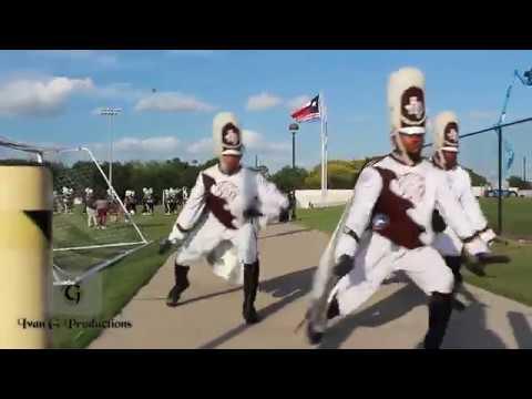 Texas Southern University Marching Into Houston Baptist University 2019