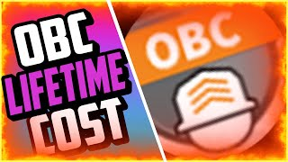 Roblox HOW MUCH ÉTAIT LIFETIME OBC? Combien est Lifetime Builders Club Sur Roblox 2018