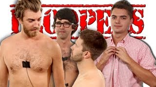 rhett and link get naked on bloopers