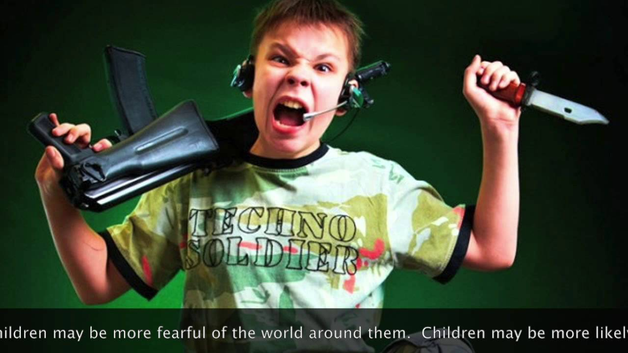the truth about television violence and children The truth about television: endnotes what they don't want you to know about television and videos.