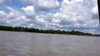 Otro viaje en el río Napo