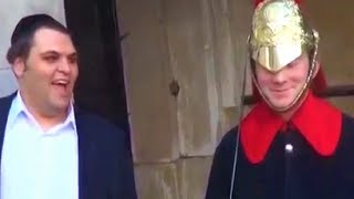 Queen's Guards Laughing & Smiling Compilation