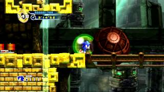 Sonic The Hedgehog 4 Episode I (PSN/PS3) #76 LongPlay HD