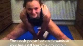How to do an elephant lift!!!