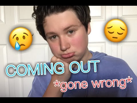 COMING OUT TO MY PARENTS GONE WRONG!! *not clickbait*