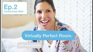 Virtually Perfect Room - COMING! Ep2 - &quotCrowd Goes Wild&quot Big Boy Bedroom