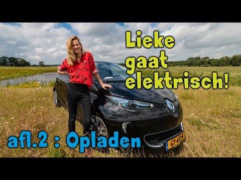 Lieke gaat elektrisch! - Afl. 2: Opladen