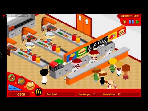 maccas game