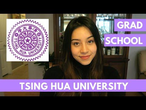 GRAD SCHOOL ANNOUNCEMENT: Tsinghua University