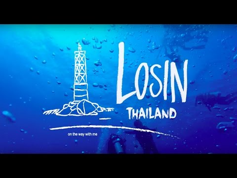 Losin, Lopi, Train Wreck Thailand : On The Way With Me