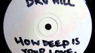 Dru Hill - How Deep Is Your Love [Groove Chronicles dub mix]