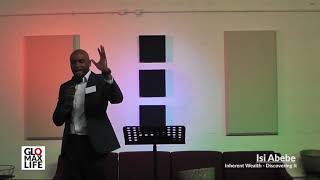 GLQ Maximum Life | Isi Abebe – Inherent Wealth