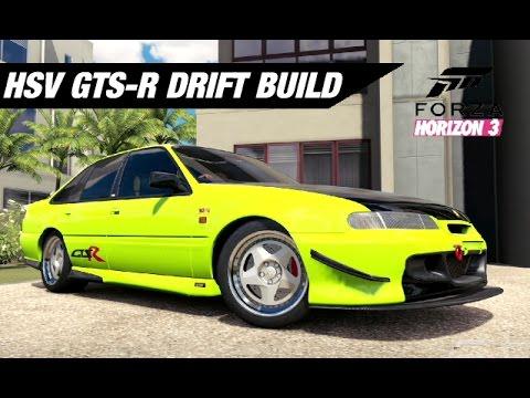 1996 HSV GTS-R Drift Build - Forza Horizon 3