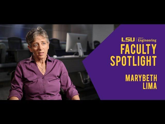 Faculty Spotlight: Marybeth Lima