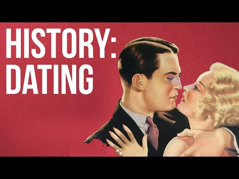 HISTORY OF IDEAS - Dating