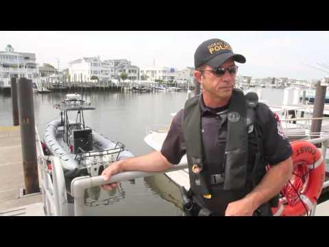 Ocean City Police New Marine Unit