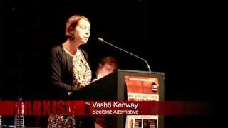 Marxism 2013 Opening Night (with Gerry Rivera, Bob Carnegie, Brian Jones and more)