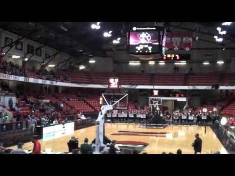 "Michigan State vs. Northeastern - ""entry"" 12.19.15 - Matthews Arena, Boston"