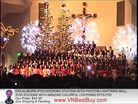 Thánh Ca Giáng Sinh 2008 - St. Callistus Church - Little Saigon - Part 1