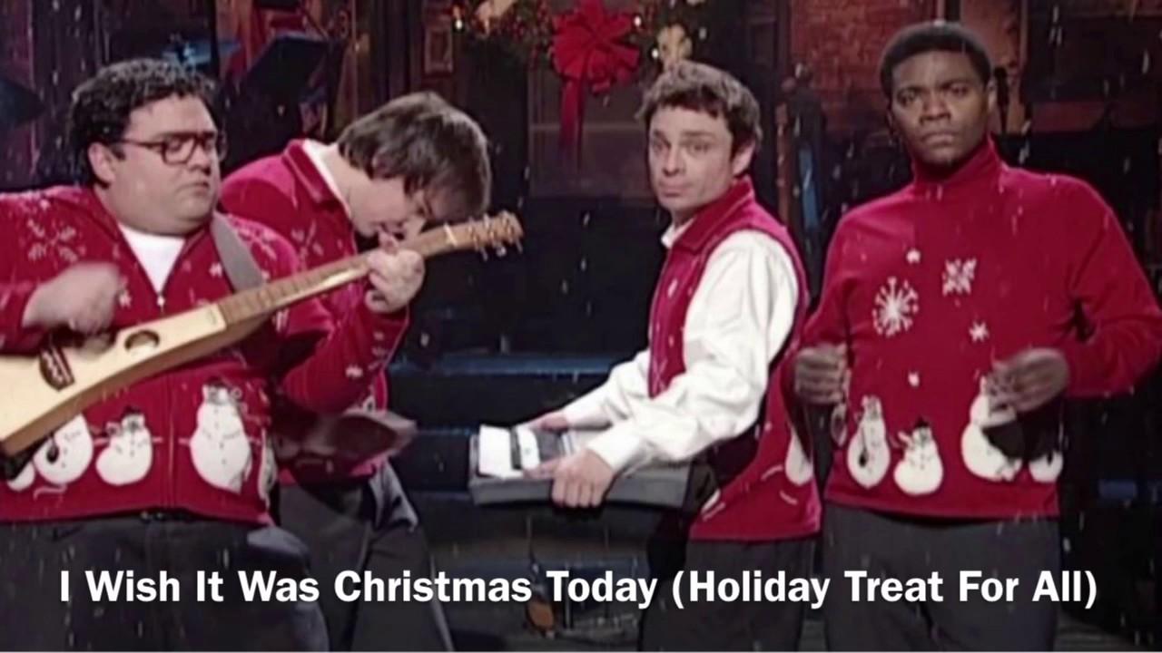 Christmas Countdown 2016 Day 22: Five Favorite SNL Christmas Skits ...