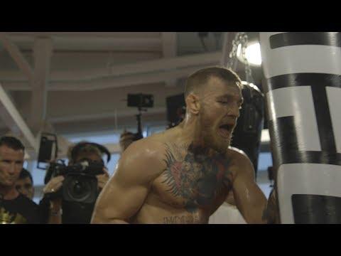 Mayweather vs McGregor - Conor McGregor Media Day Recap