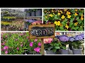 Lowes 🌻 Garden Center 🌻 Shop with me 🌻 Spring 2019