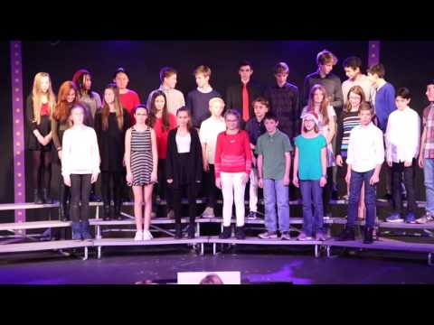 MS and HS Winter Choral Concert 2016