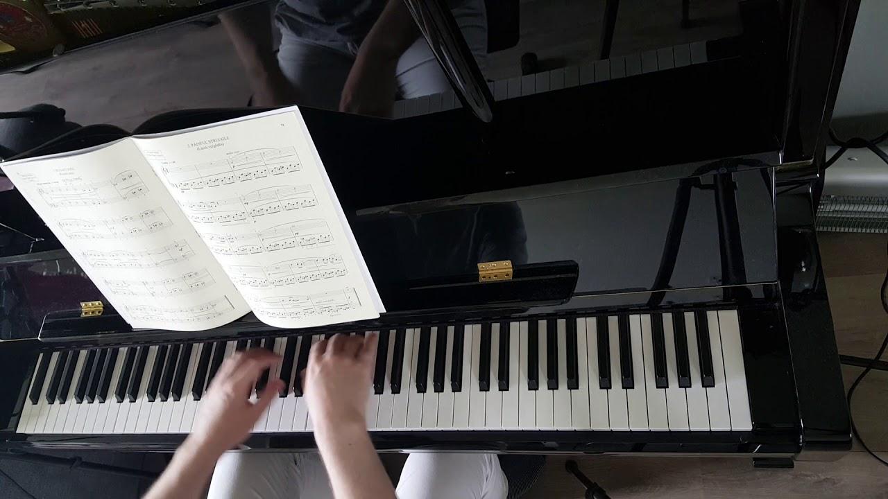Bela Bartok Peasant Song Ten Easy Pieces No 1